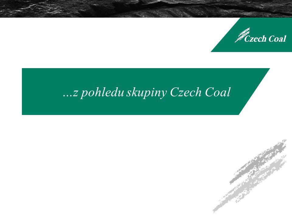 …z pohledu skupiny Czech Coal