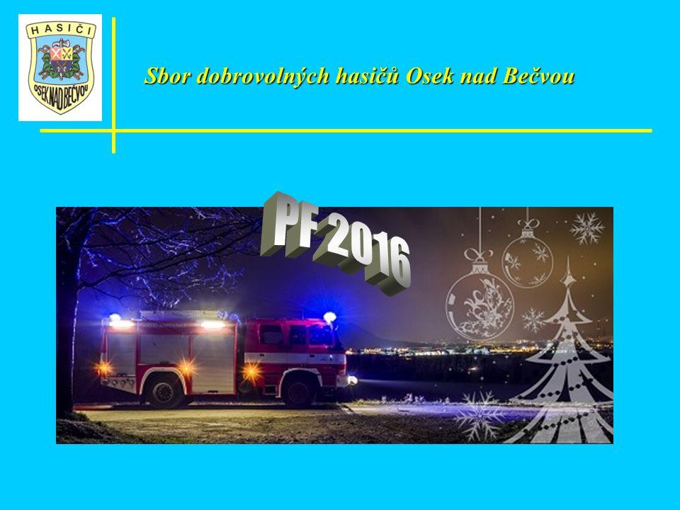Sbor dobrovolných hasičů Osek nad Bečvou