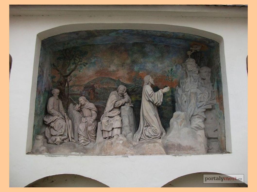 Madona ● Plastika zobrazující Pannu Marii ● České gotické madony: ● Strakonická (konec 13.