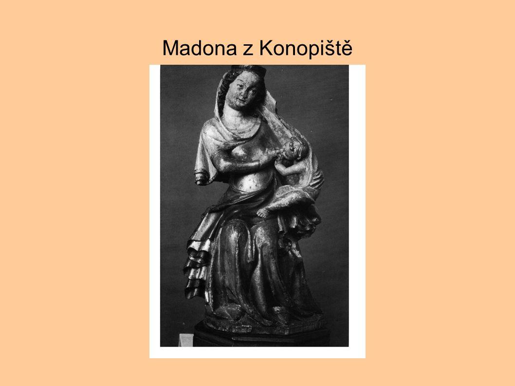 Madona z Konopiště