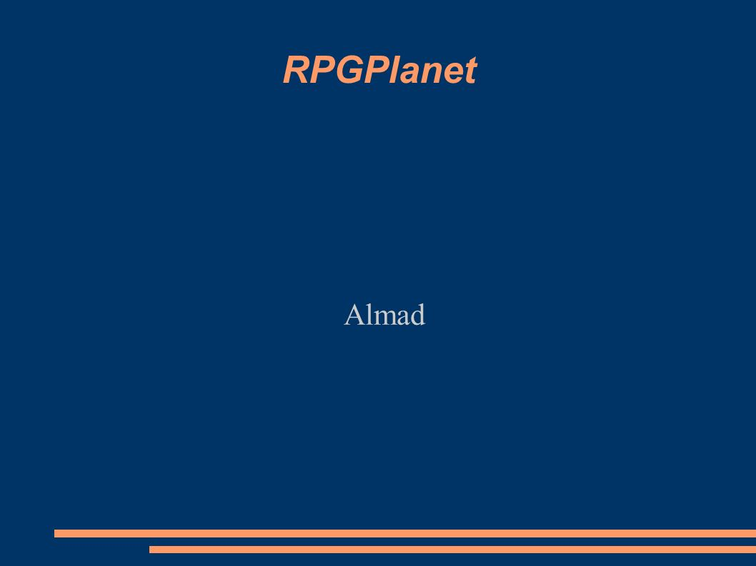 RPGPlanet Almad