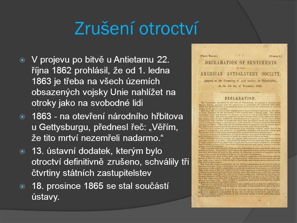 Druhé prezidentské období  Volební sjezd 8.