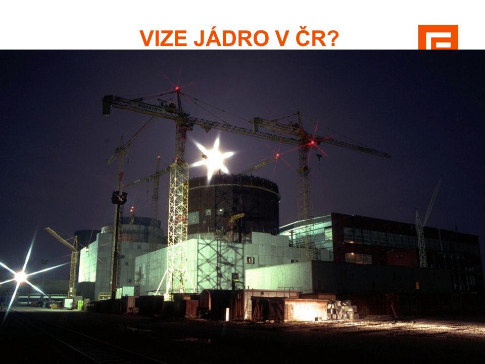 VIZE JÁDRO V ČR.