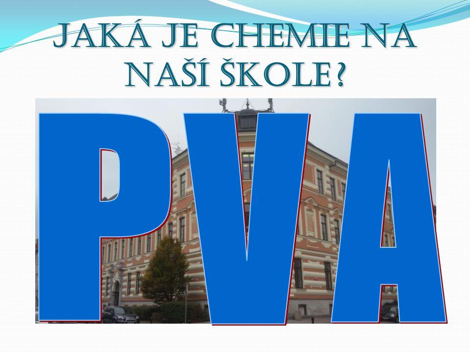 Týden vědy u nás v rámci týdne vědy, který probíhal v listopadu 2015 na ústavech AV po celé ČR, studenti semináře z chemie 3.