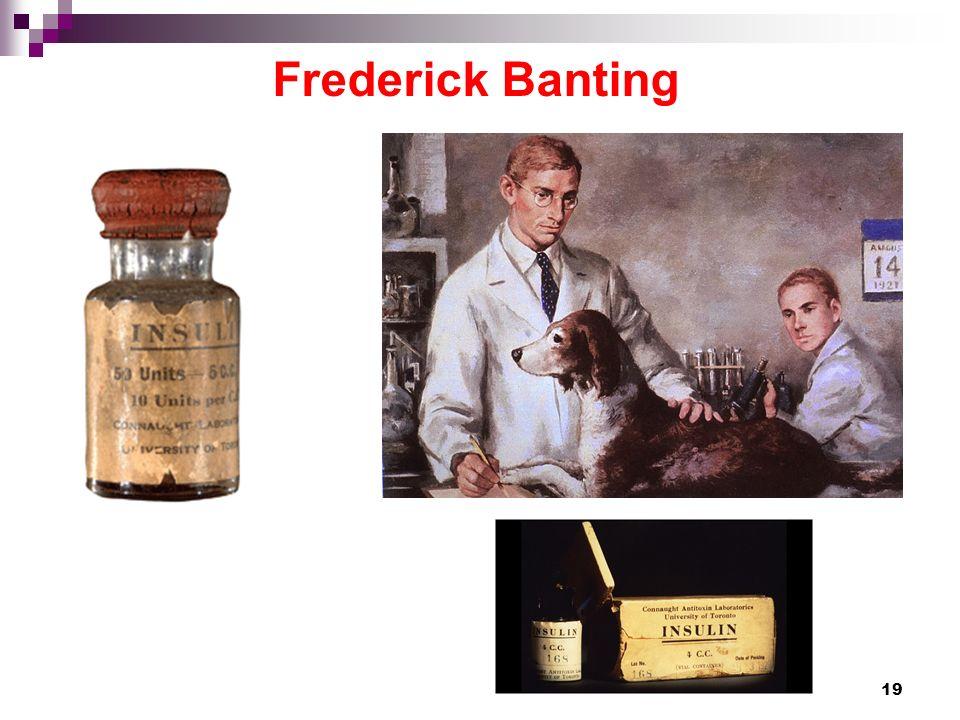 Frederick Banting 19
