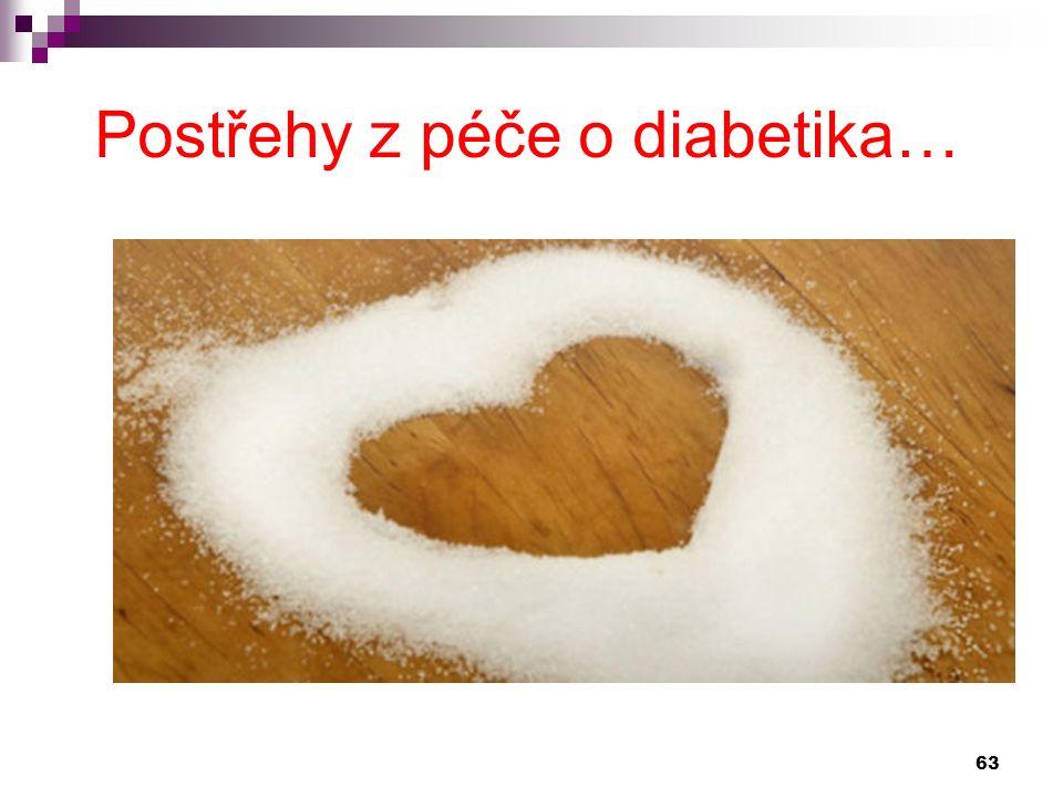 Postřehy z péče o diabetika… 63