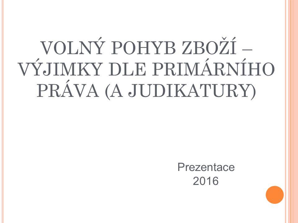 SEKUNDÁRNÍ PRÁVO - SMĚRNICE 2004/38 První prováděcí předpisy z 60.