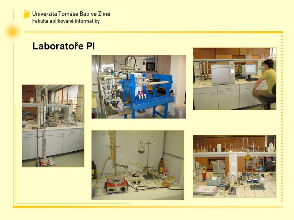 Laboratoře PI