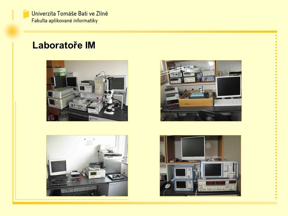 Laboratoře IM