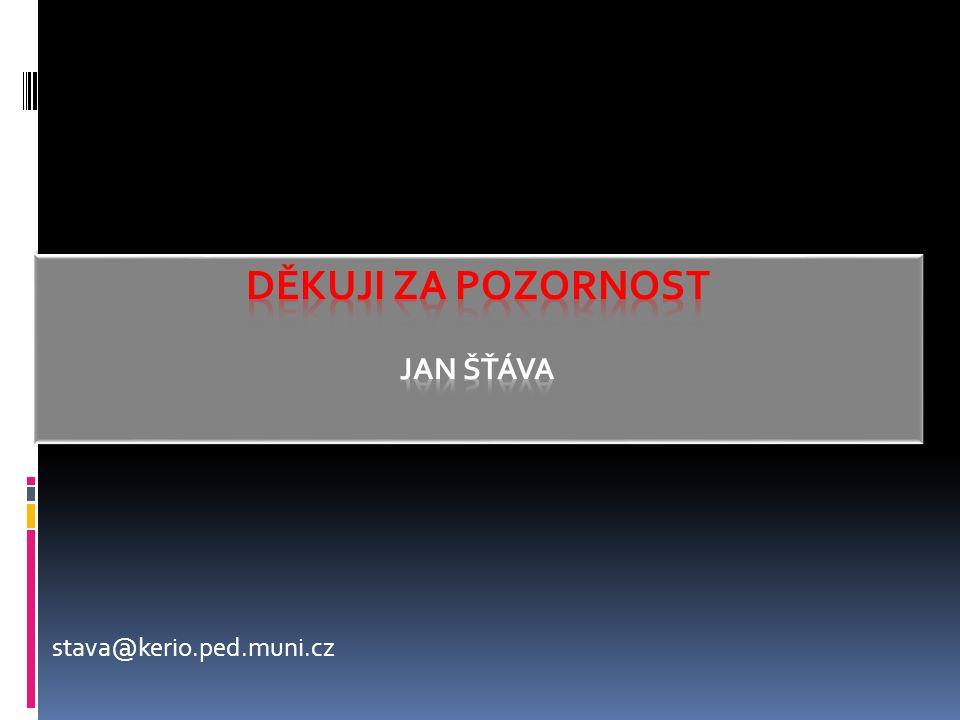 stava@kerio.ped.muni.cz