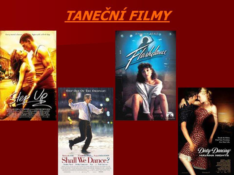 TANEČNÍ FILMY