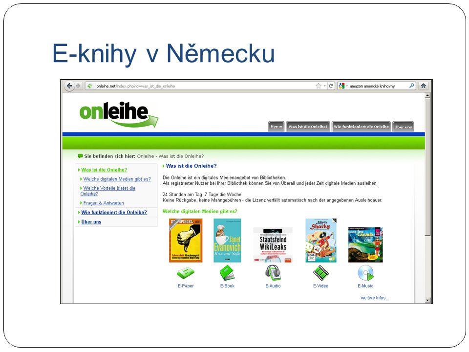 E-knihy v Německu