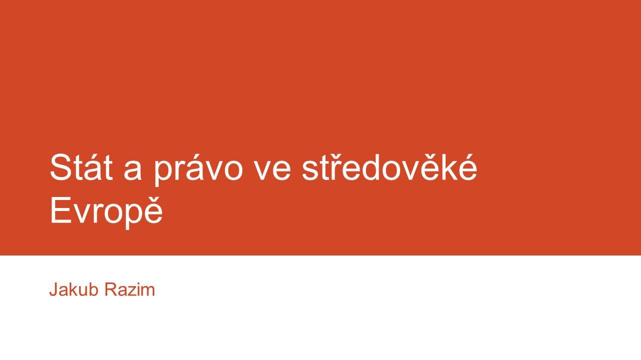 Lokální správa (civitates – provinciae) Chronologie dle Slámy: 1.Bořivoj – upevnění přemysl.