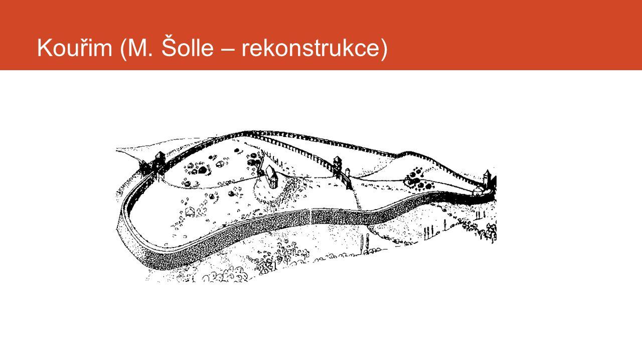Kouřim (M. Šolle – rekonstrukce)