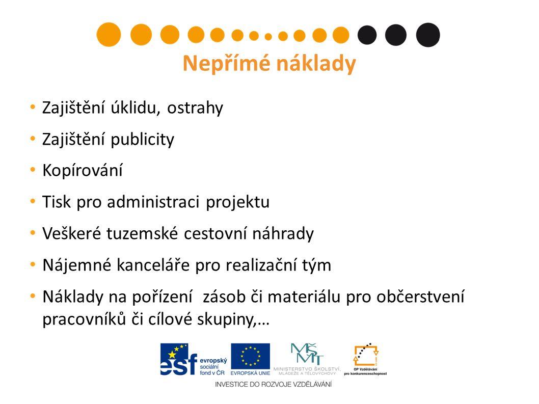 Prvotní výdaj z provozního účtu čas Bankovní účet Příloha č.