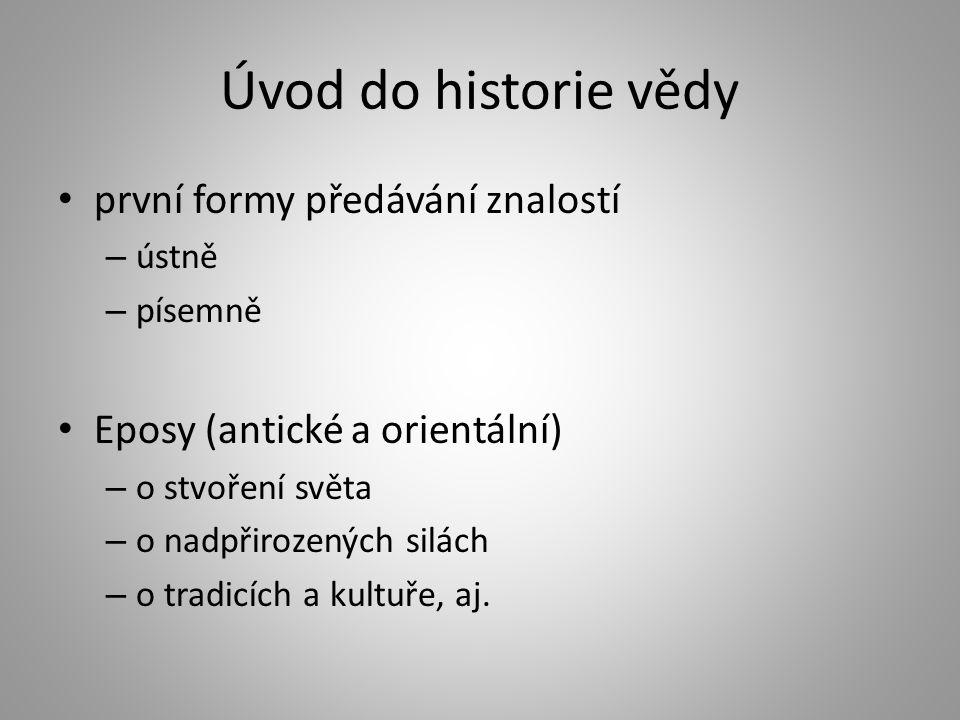 Vědecká revoluce = termín užívaný v rámci historiografie a dějin vědy a dějin myšlení k označení řady změn uvnitř evropské vědy, které se měly projevovat především během 16.