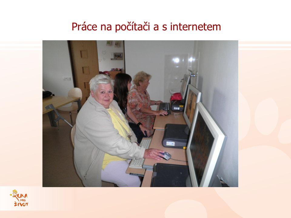 Práce na počítači a s internetem