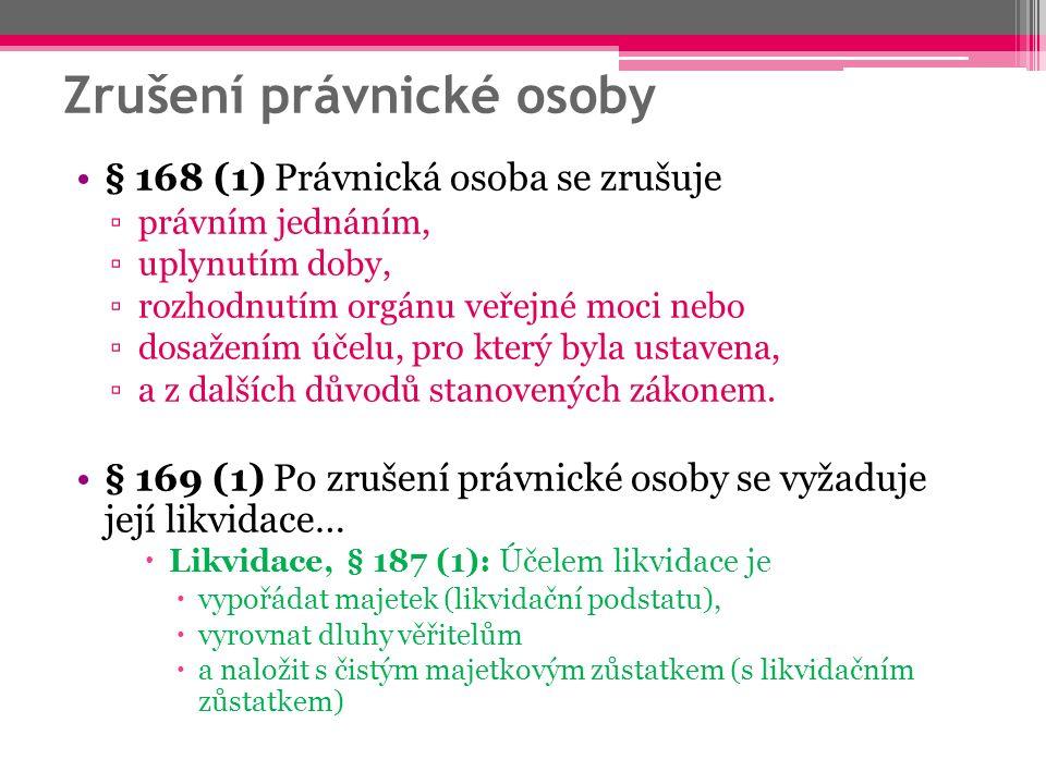 Nadace do 31.12.2013 obsažena v zákoně č.