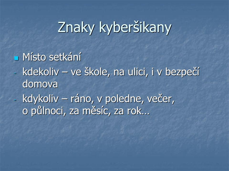 Pomoc Nahlášení závadného obsahu, blokace: www.internethotline.cz www.internethotline.cz www.napisnam.cz www.napisnam.cz Další pomoc – pomoc@linkabezpeci.cz