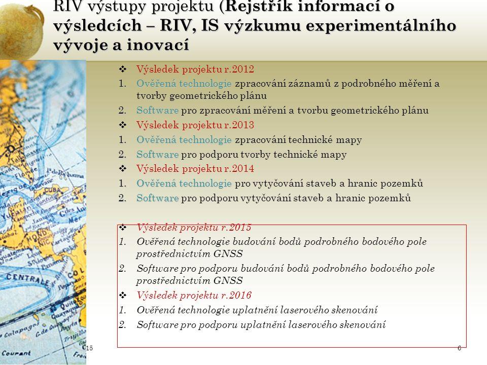 CZEPOS (Česká permanentní síť pro určování polohy je síť permanentních stanic GNSS umožňující geodetům přesné určení pozicena cm.