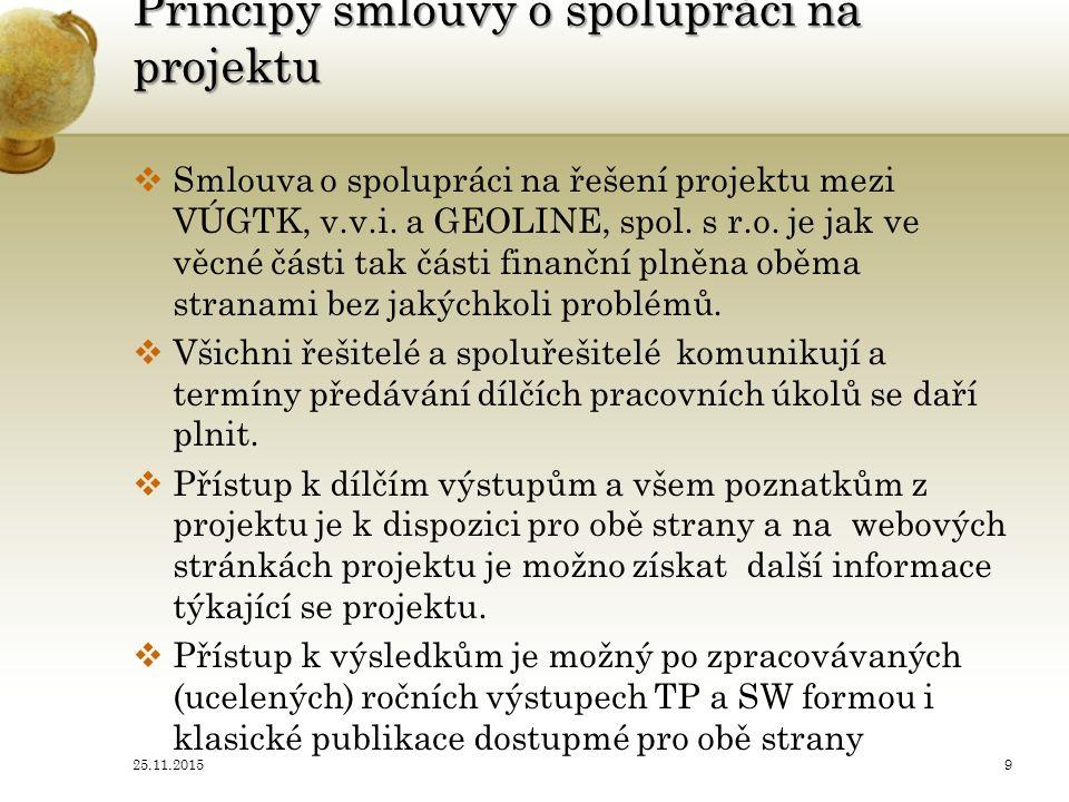 Aplikace pro práci z body PPBP - zobrazení 25.11.201520