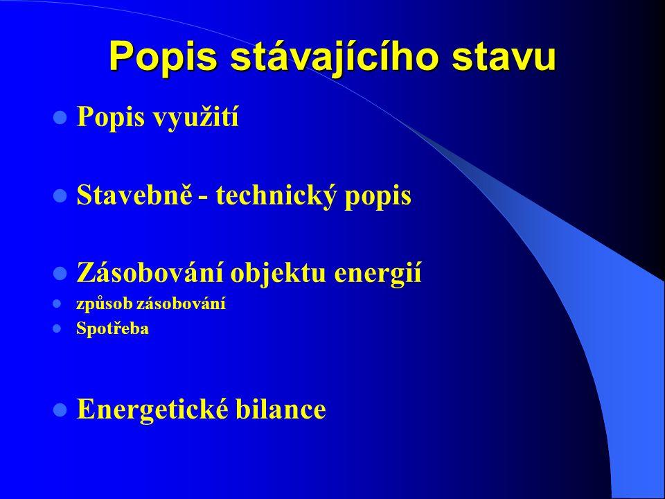 Měrné ukazatele Vyhláška 194/2007 Sb.Bytové domy zásobované ze zdrojů na tuhá paliva 0,175 MJ/m 2.