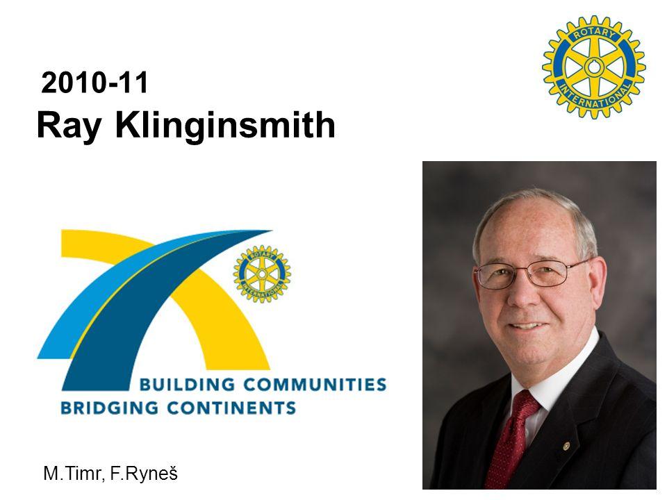 2010-11 Ray Klinginsmith M.Timr, F.Ryneš Ray Klinginsmith