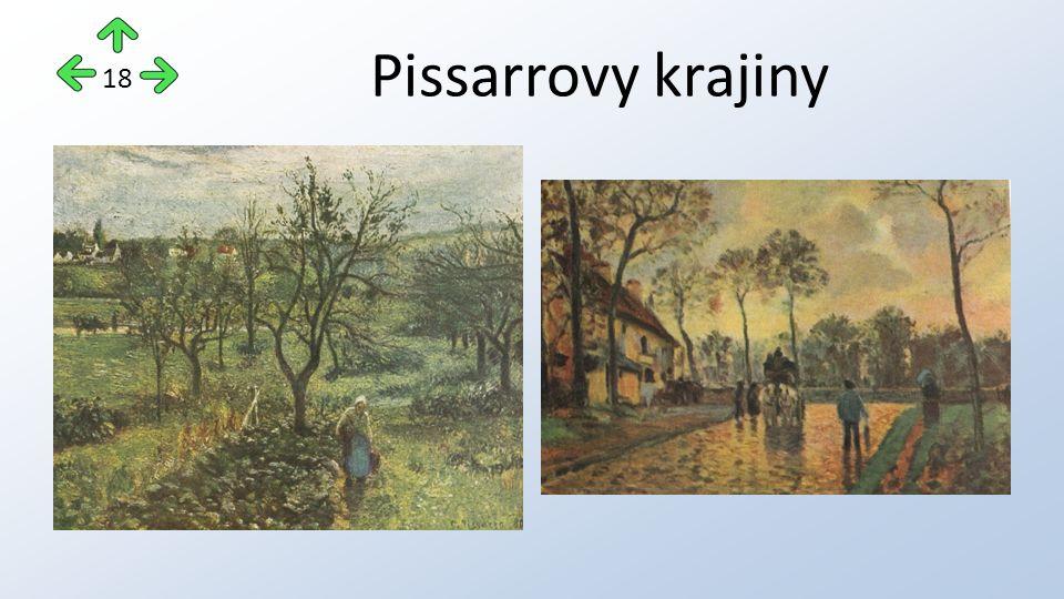 Pissarrovy krajiny 18