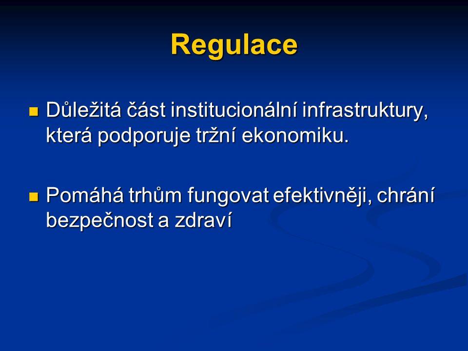 Ekonomie transferů zvýšené množství zdrojů plyne do neproduktivních aktivit (dobývání renty).