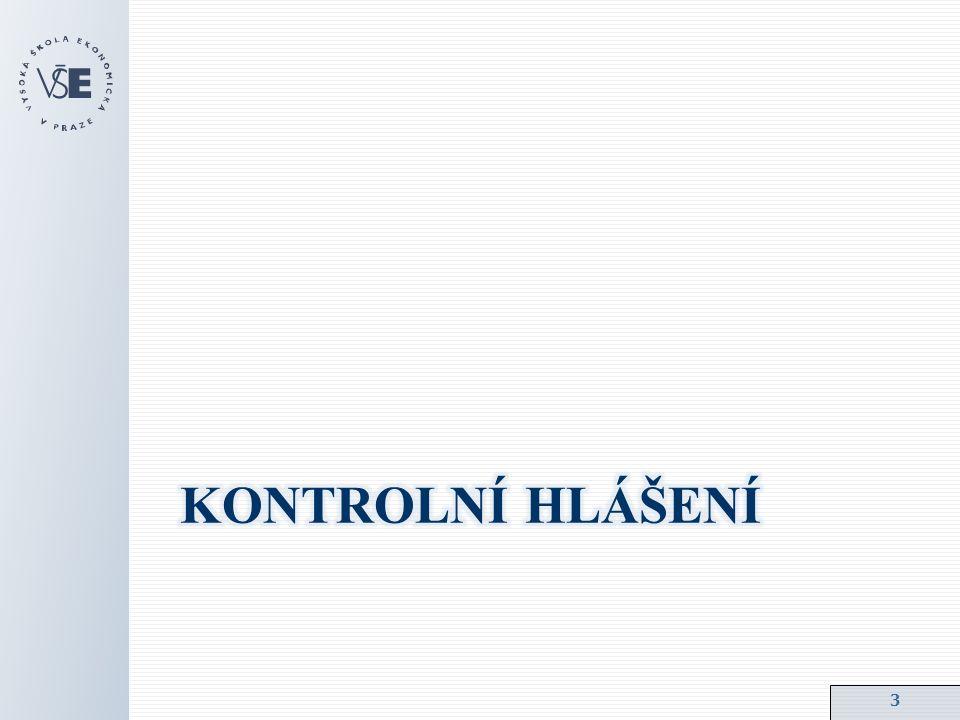  Účinnost 1.1.2016 (§§101c až 101i)  Detailní informace o plnění  KH nahrazuje výpis z evidence  Souhrnné hlášení zůstává