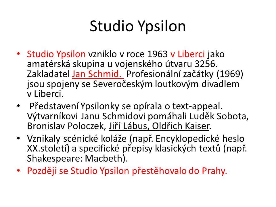 Divadlo Husa na provázku Divadlo Husa na provázku (1969 přejmenováno na Divadlo Na provázku) bylo založeno na podzim roku 1967 v Brně studenty a absolventy JAMU.