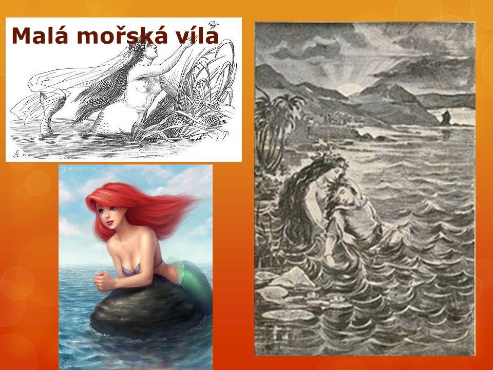 Malá mořská víla  Malá mořská víla