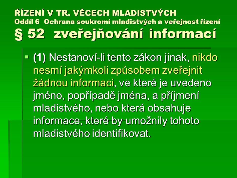 ŘÍZENÍ V TR.