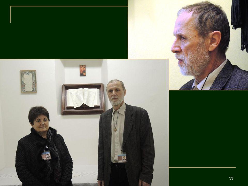 Duchovní služba ve věznicích. Jabok - ETF 2015 11