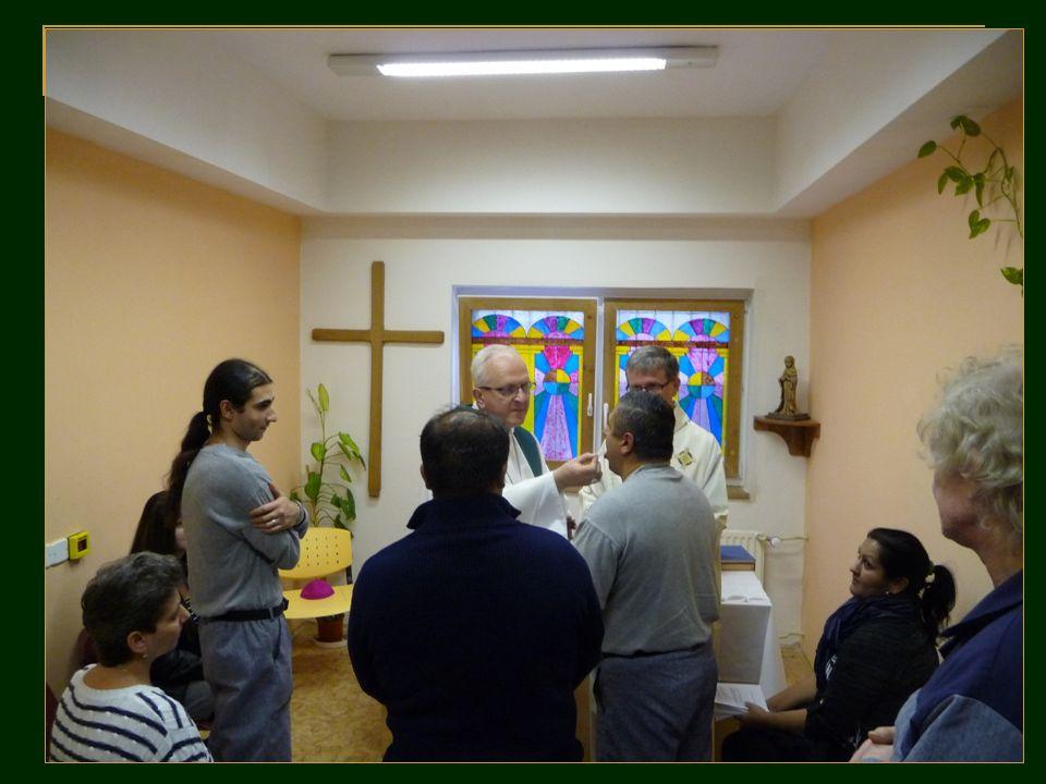 Duchovní služba ve věznicích. Jabok - ETF 2015 14