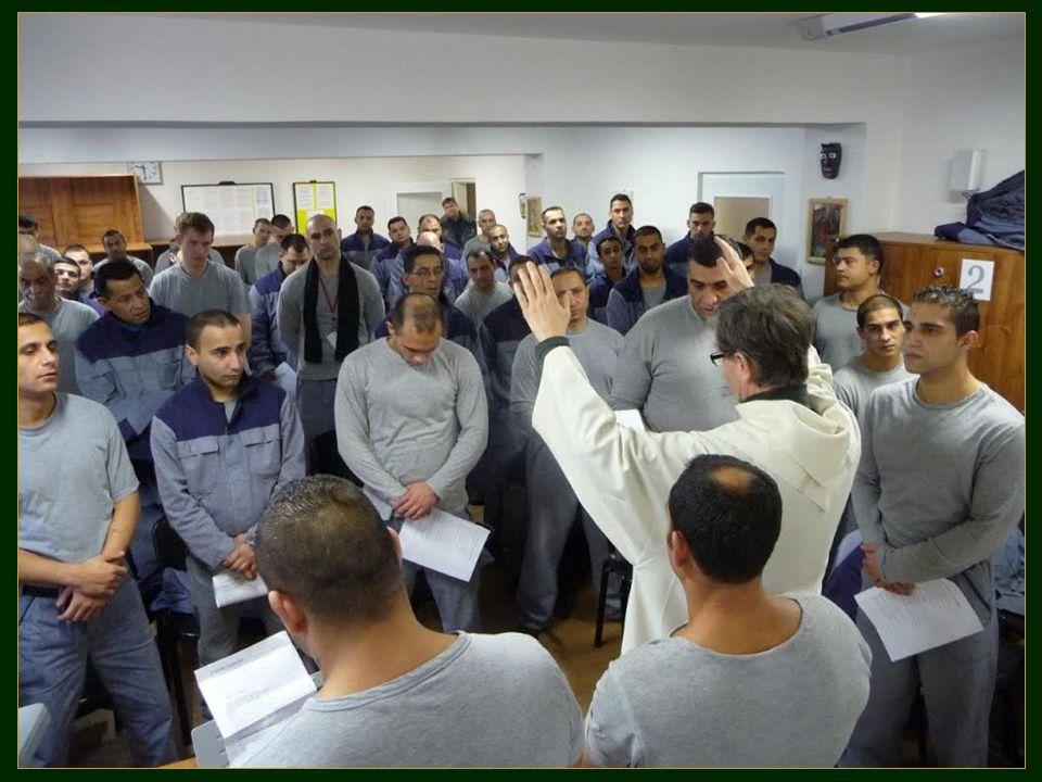 Duchovní služba ve věznicích. Jabok - ETF 2015 21