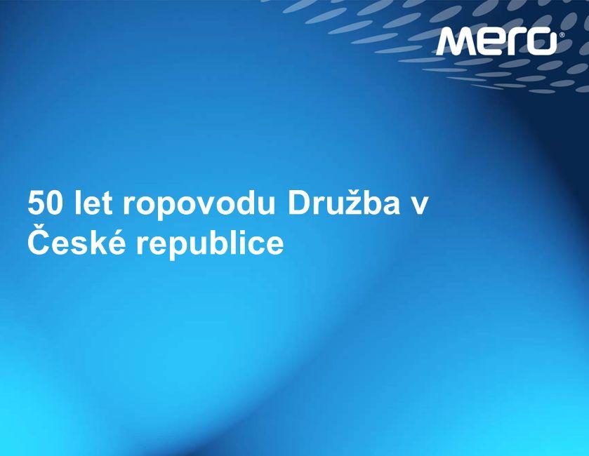 strana 2 50 let ropovodu Družba v České republice