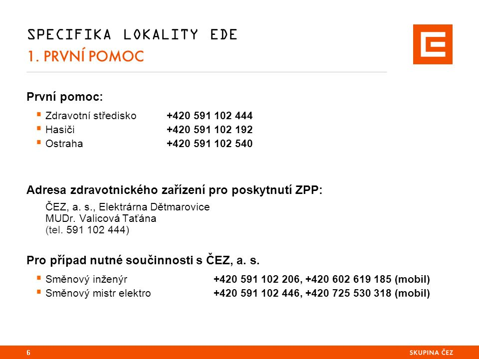 27 SPECIFIKA LOKALITY EDE 2.
