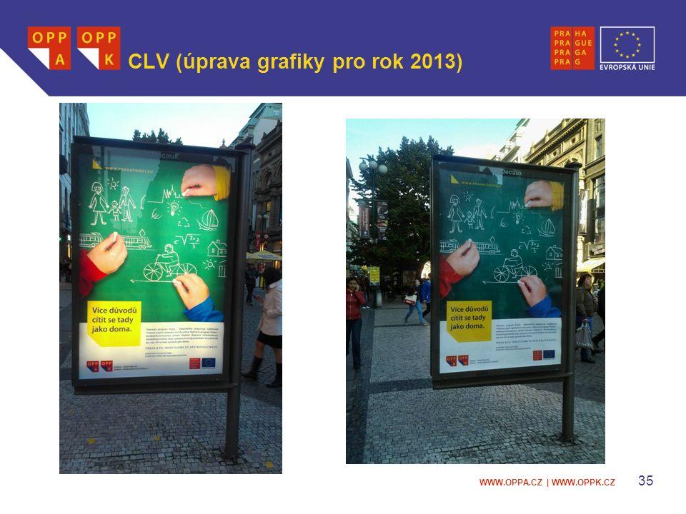 WWW.OPPA.CZ | WWW.OPPK.CZ 35 CLV (úprava grafiky pro rok 2013)