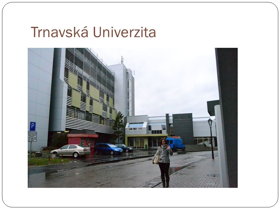Trnavská Univerzita
