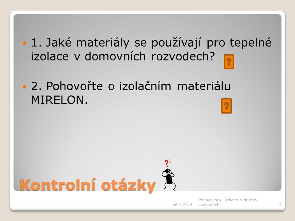 Literatura Trnková, M.: Instalace vody a kanalizace I..