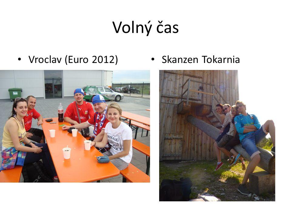 Volný čas Vroclav (Euro 2012) Skanzen Tokarnia