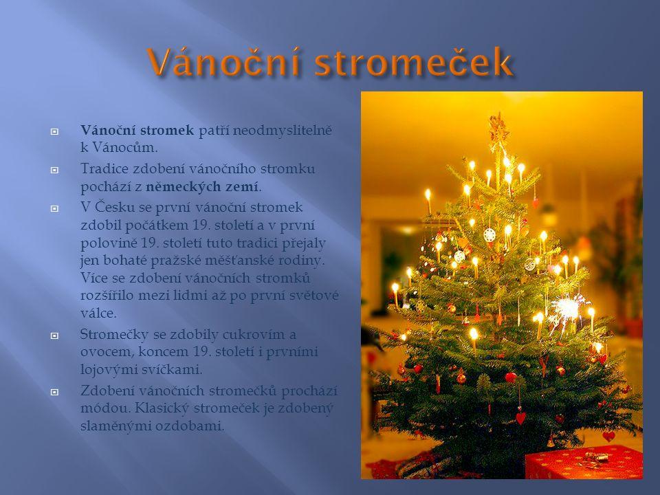 Vánoce patří i mezi nekřesťany k nejdůležitějším svátkům v roce.