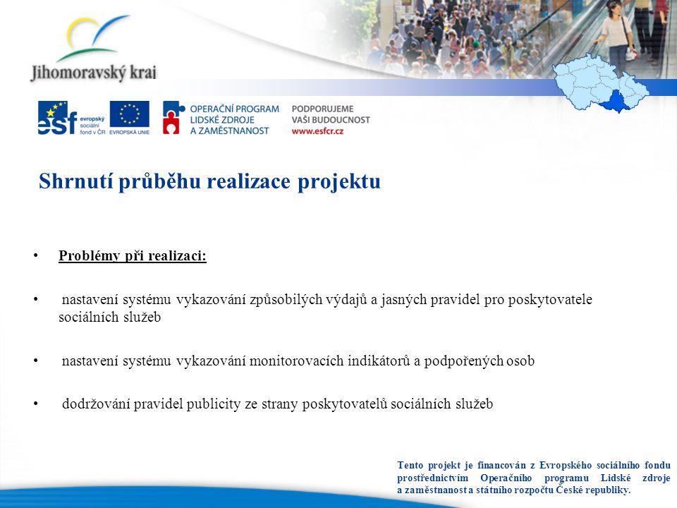 Děkujeme za pozornost Tento projekt je financován z Evropského sociálního fondu prostřednictvím Operačního programu Lidské zdroje a zaměstnanost a státního rozpočtu České republiky.