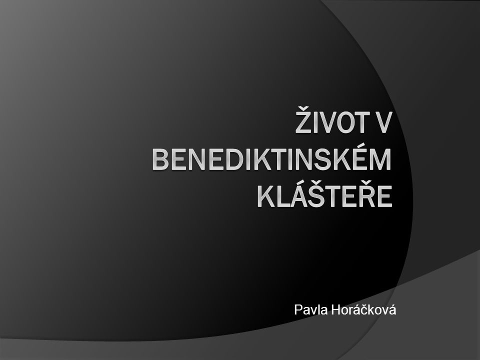 Pavla Horáčková