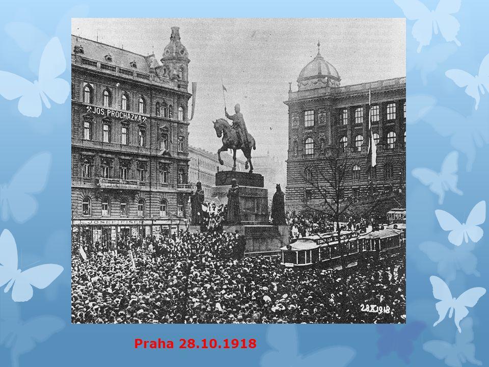 Praha 28.10.1918