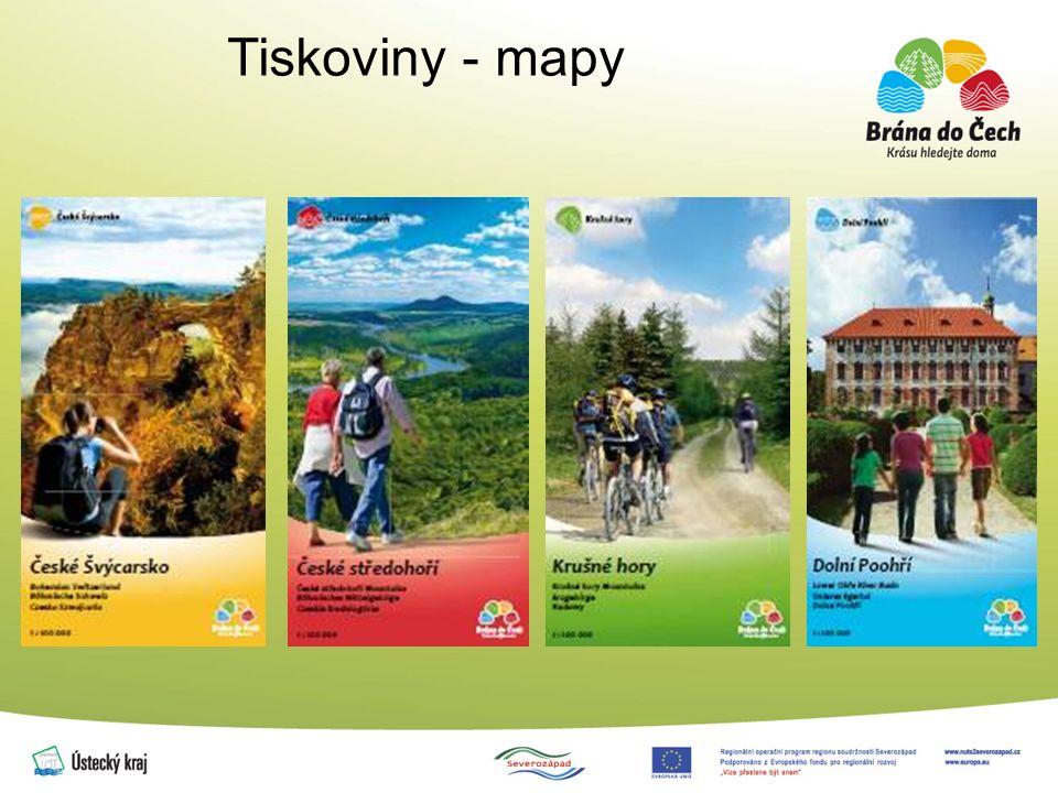 Tiskoviny - mapy