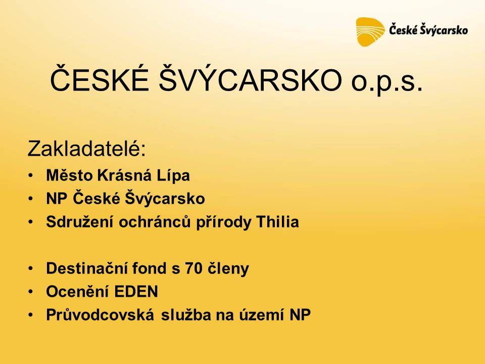 ČESKÉ ŠVÝCARSKO o.p.s.
