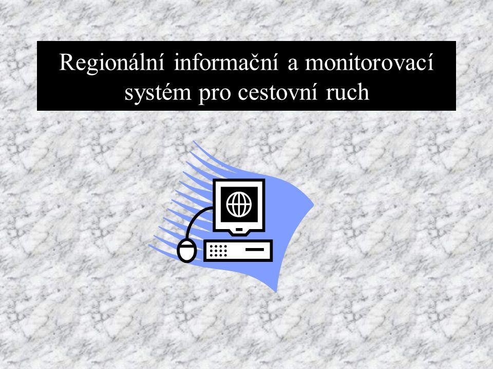 Regionální informační a monitorovací systém pro cestovní ruch