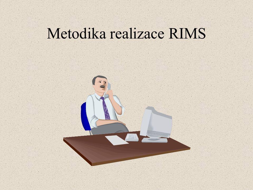 Metodika realizace RIMS